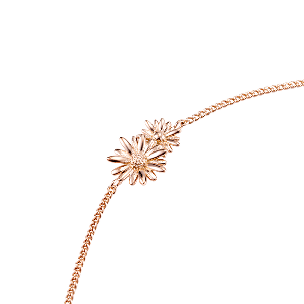 Maida Vale Rose Gold Flower