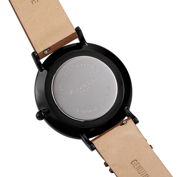 Watch Richmond Simple Leather Brown Blue