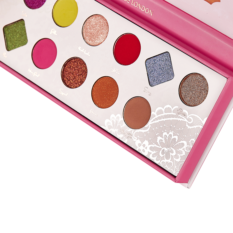 Eyeshadow Palette Beauty Garden