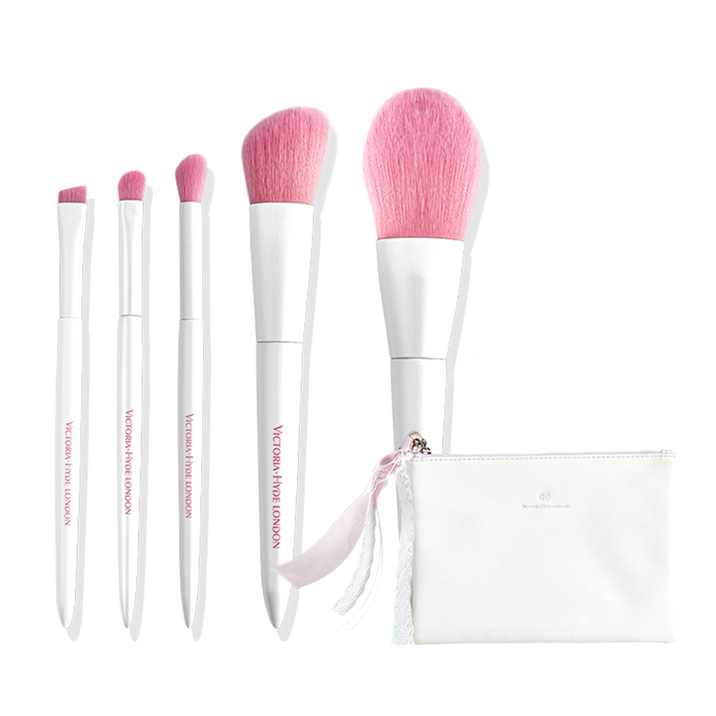 Brush Set Beauty Garden
