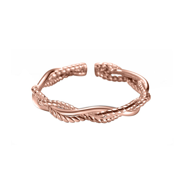Ring Medusa Rose Gold