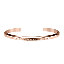 Bracelet Piccadilly Bangle Rose Gold