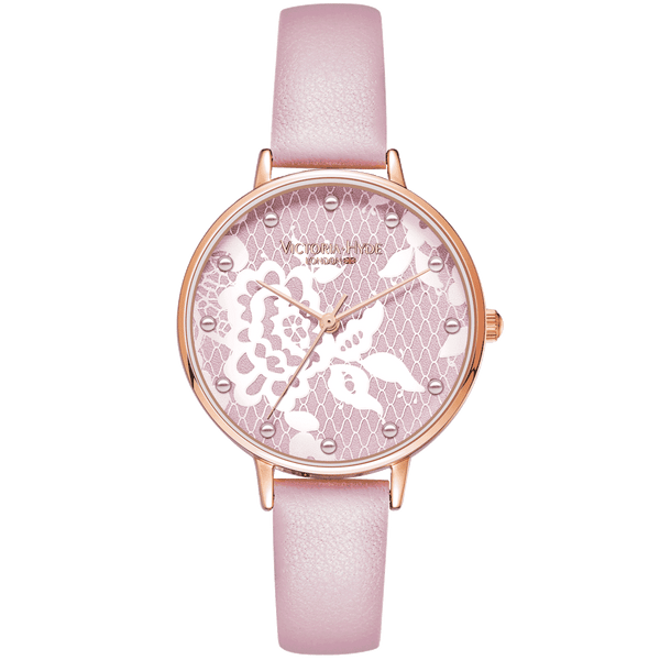 Watch Croxley Lace Leather Rose