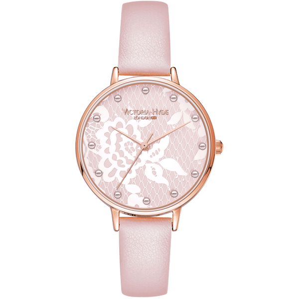 Watch Croxley Lace Leather Light Rose