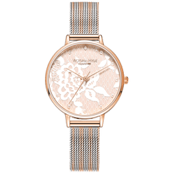 Watch Croxley Lace Mesh Bicolor