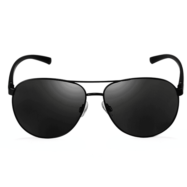 Sunglasses Elm Park Pilot Matt Black