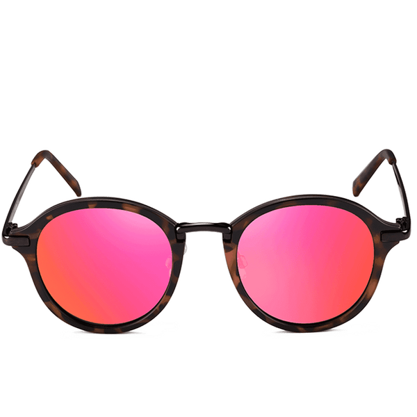 Sunglasses Elm Park Classic Brown Pink