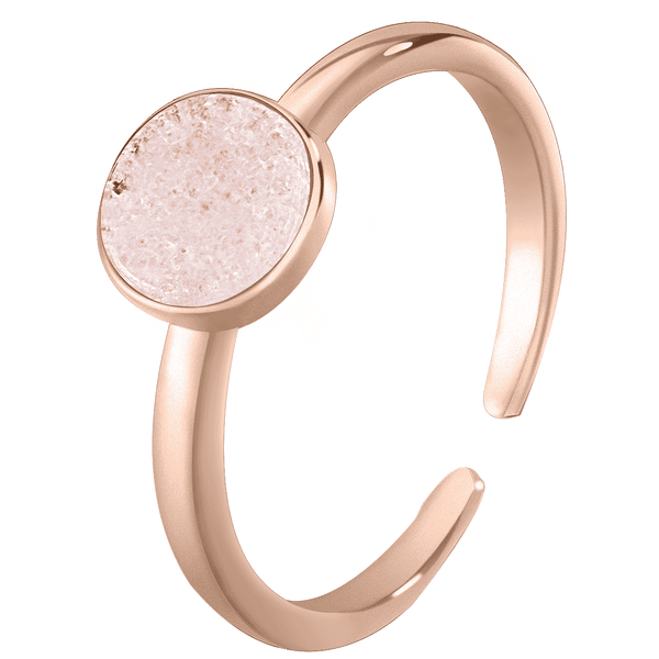 Ring Notting Hill Crystal Rose Gold