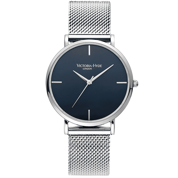 Watch Richmond Simple Mesh Silver Grey