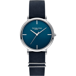 Watch Seven Sisters Simple Leather Blue