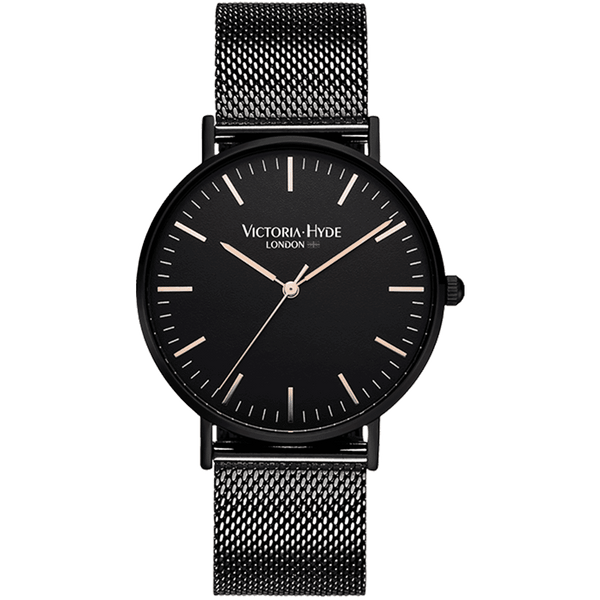 Watch Southfields Classic Mesh Black