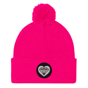 Treasure Others Pom-Pom Beanie