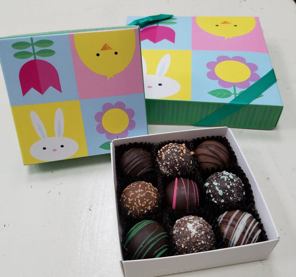 Truffles with Spring Box