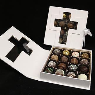 Truffles for Easter,