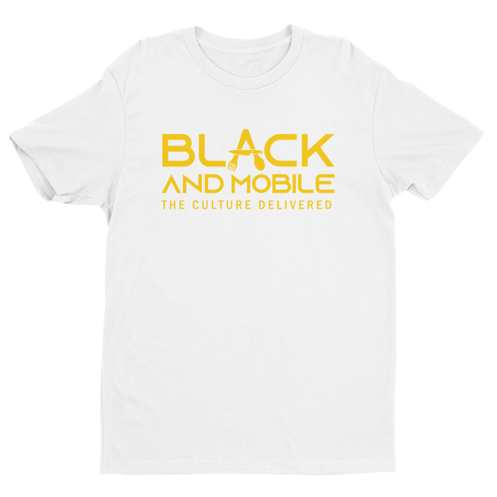 Black and Mobile: The Culture Delivered Men's T-Shirt