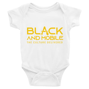 Black and Mobile: The Culture Delivered Infant Bodysuit