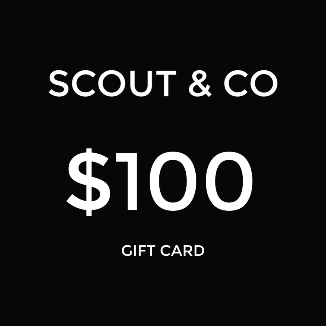 Scout & Co - Gift Card - $100