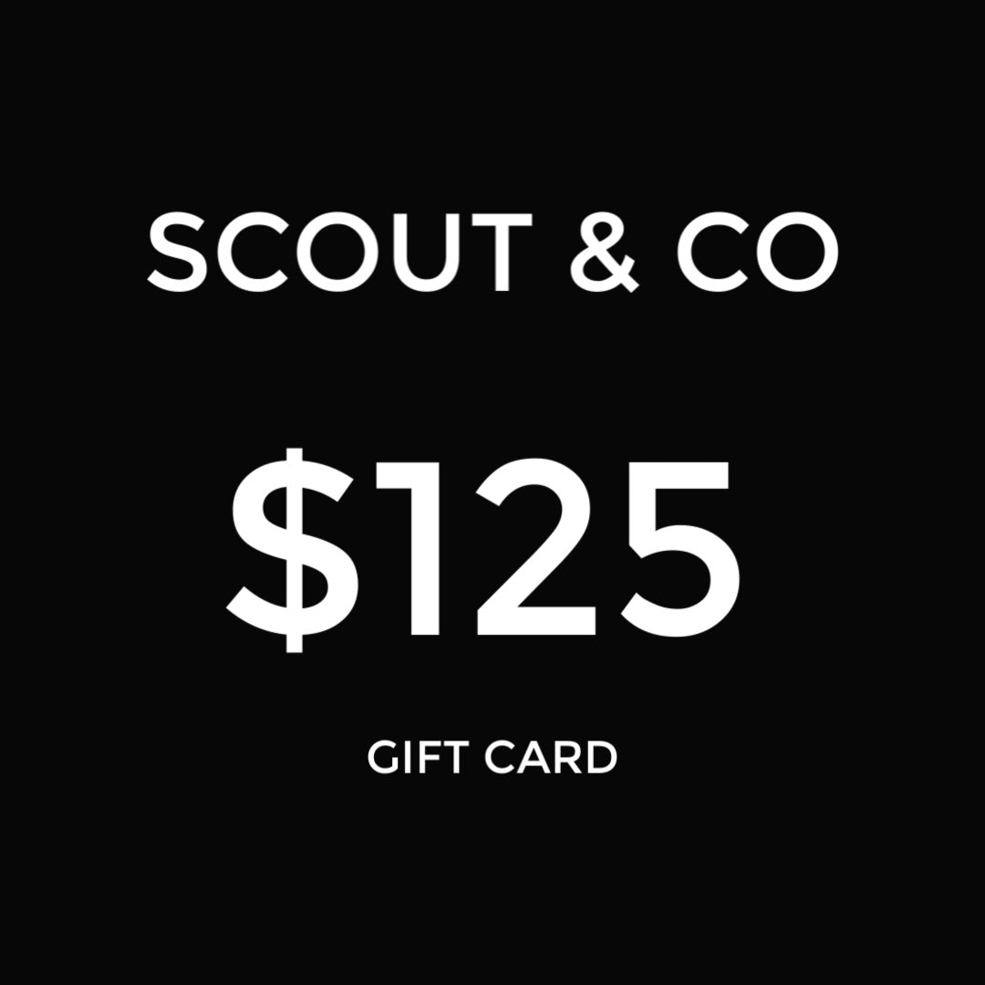 Scout & Co - Gift Card - $125