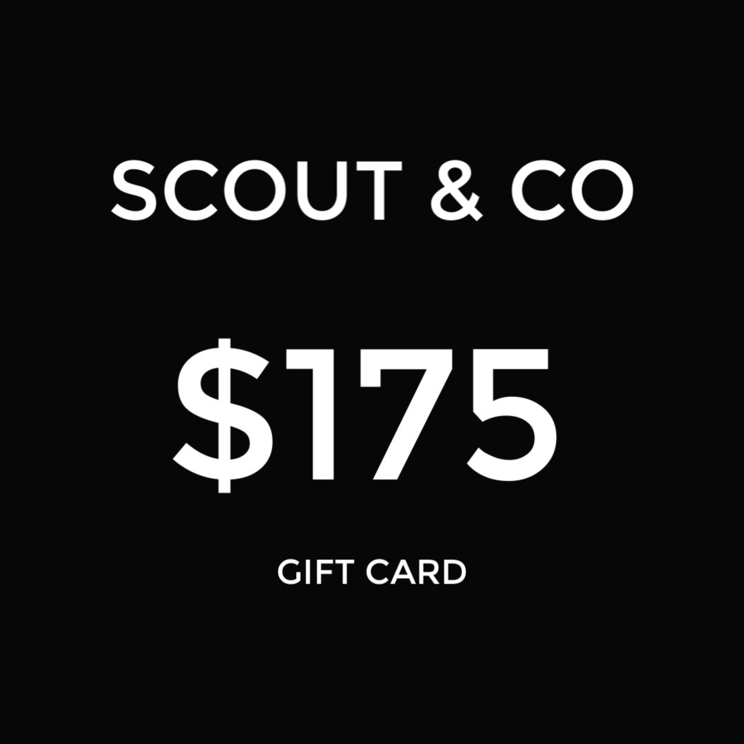Scout & Co - Gift Card - $175