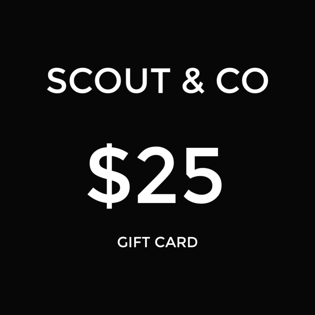Scout & Co - Gift Card - $25