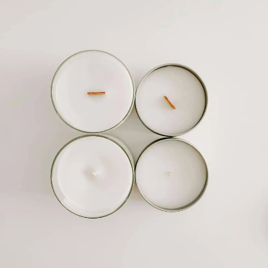 The 6th Scent Candle Cabernet Soy Candle