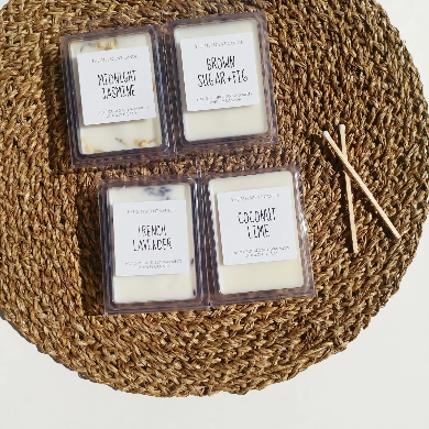 The 6th Scent Candle Scented Soy Wax Melts