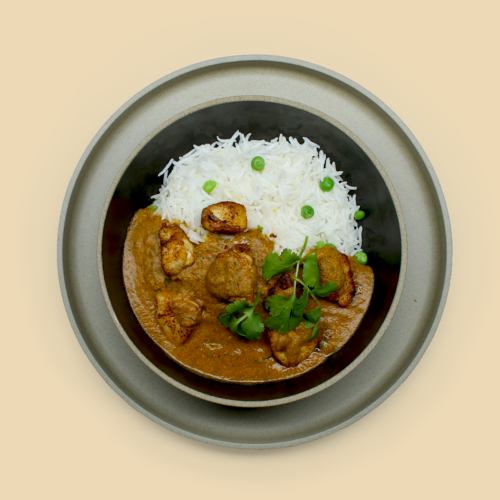 All-in-one Butter Chicken