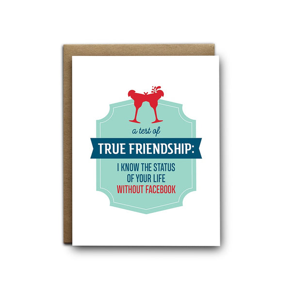 I'll Know It When I See It Friendship Cards