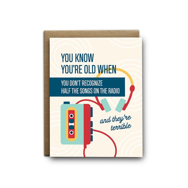 I'll Know It When I See It Birthday Cards