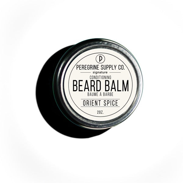 Peregrine Supply Co Beard Balm 2oz