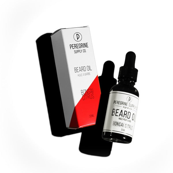 Peregrine Supply Co Beard Oil 30ml