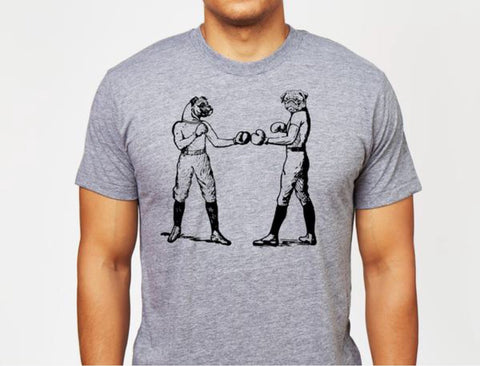 RV Screenprinting Boxer & Pugilist