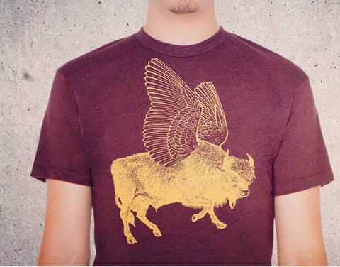 RV Screenprinting Buffalo WIngs