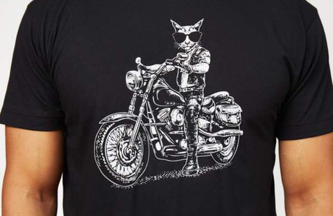 RV Screenprinting Cool Cat