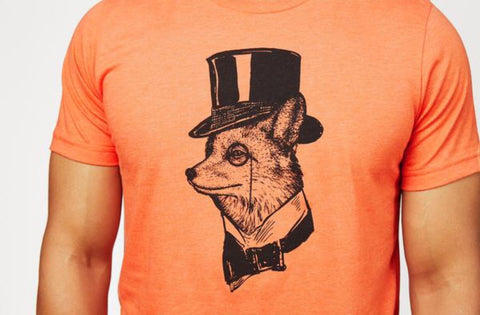 RV Screenprinting Fancy Fox