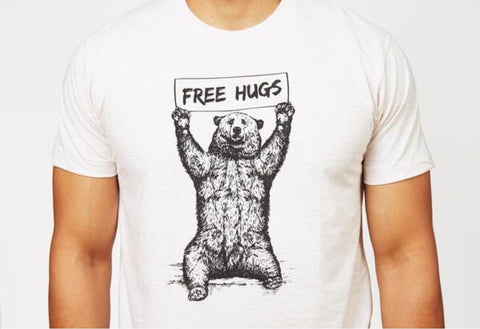RV Screenprinting Bear Hug