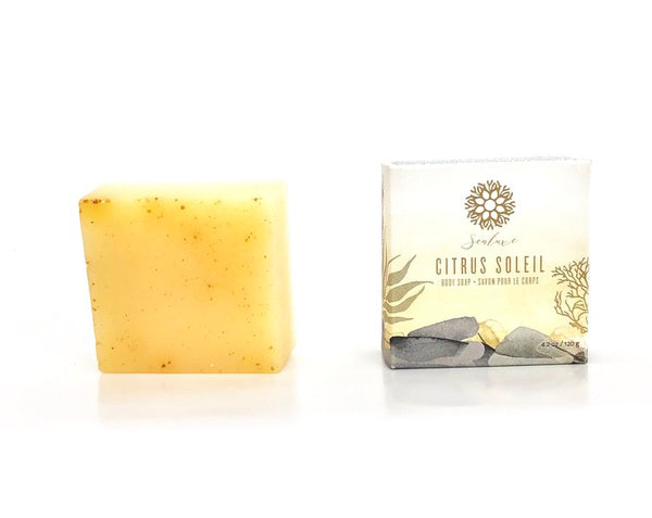 Sealuxe Soap Bar 4.2oz/120g
