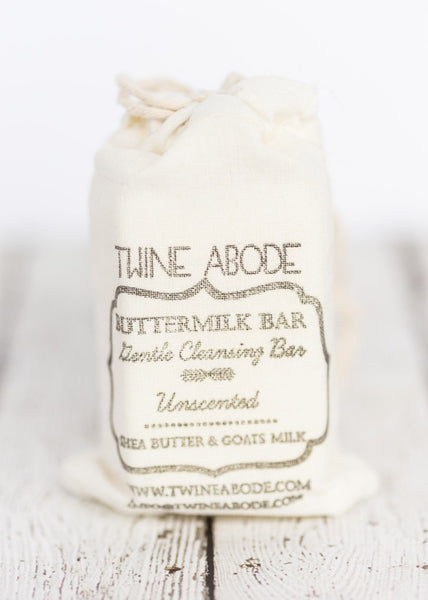 Twine Abode Buttermilk Soap Bars