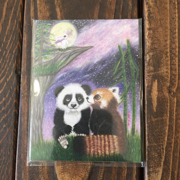 "Amy Tom Art Design Magnets 4""x 3"""