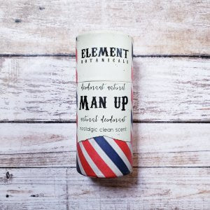 Element Botanicals Man Up Natural Deodorant