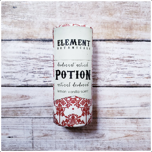 Element Botanicals Potion Natural Deodorant