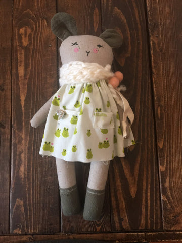 Heirloom Girl Bunny Dolls