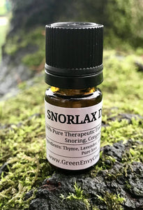 Green Envy Cosmetics - Snorlax Drops Essential Oil Blend 5ml
