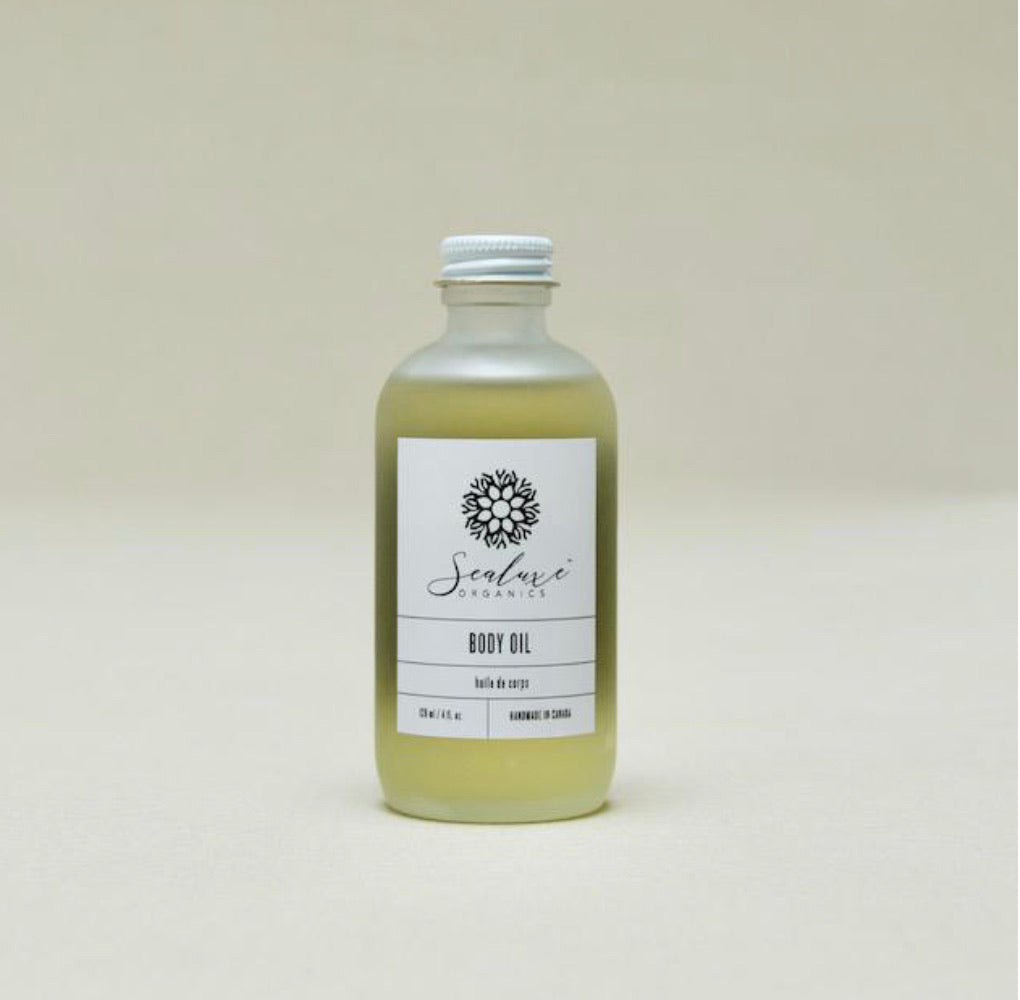 Sealuxe Body Oil