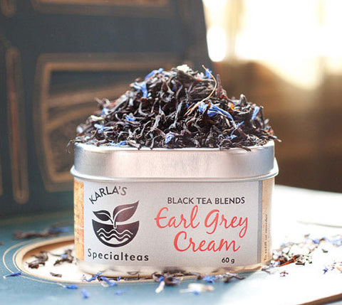 Karla's Specialteas - Earl Grey Cream