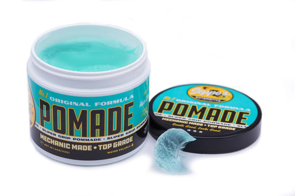 Seppo's Pomade – Super Grip 4oz