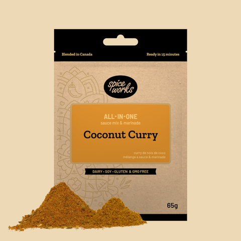 All-in-one Coconut Curry