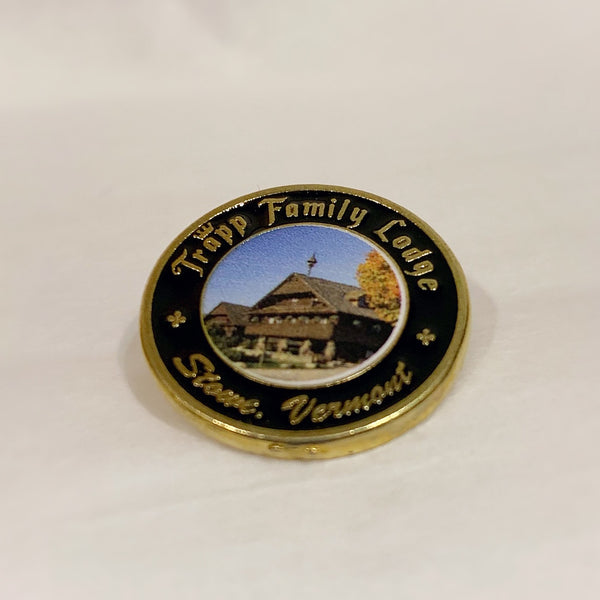 Trapp Family Lodge Pin
