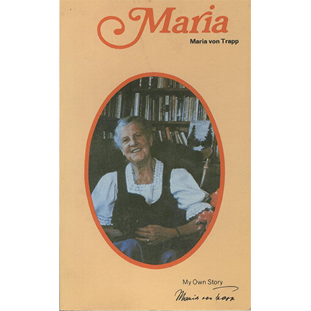 Maria: My Own Story