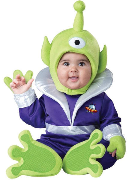 Mini Martian Toddler Costume 18 Months-2T